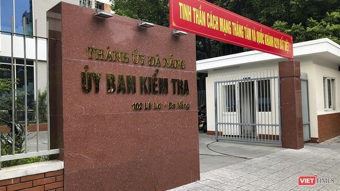 Trụ sở Uỷ ban kiểm tra Thành uỷ Đà Nẵng