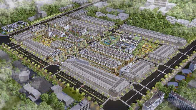 Tổng quan dự án Khu dân cư Đô thị tại Phường 3