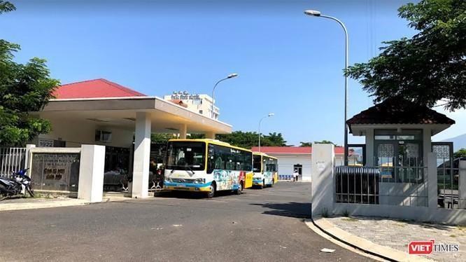 Trạm xe buýt trên địa bàn TP Đà Nẵng