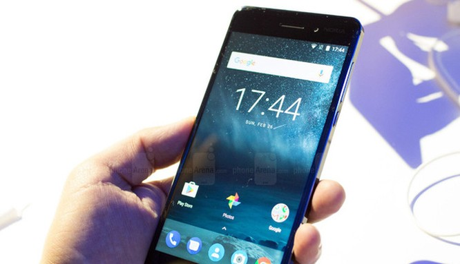 Nokia 6 HMD Global bản quốc tế
