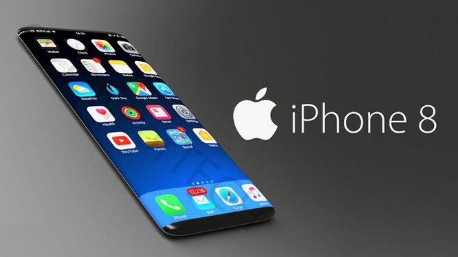 iPhone 8 ra mắt