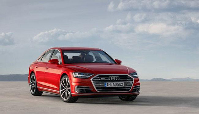 Audi A8 với TJA (ảnh: automobilemag)