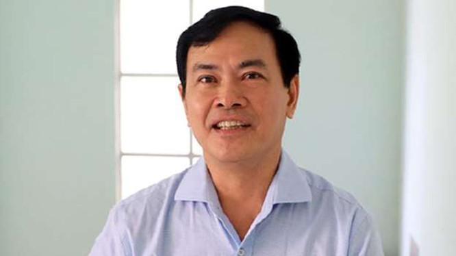 Bị can Nguyễn Hữu Linh, nguyên Viện phó VKSND TP. Đà Nẵng.