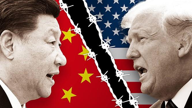 Quan hệ Mỹ - Trung hiện nay đang cho thấy tình trạng căng thẳng sẽ không chấm dứt trong một sớm một chiều. Ảnh: Nikkei.