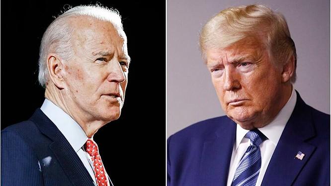 Cuộc đối đầu giữa ông Trump và ông Biden sẽ bước vào giai đoạn quyết liệt nhất sau khi đại hội hai đảng kết thúc. Chỉ còn hai tháng nữa, thế giới sẽ biết ai là Tổng thống Mỹ (Ảnh: AP)