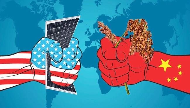 """""""Chắc chắn, thương mại vẫn sẽ là chủ đề gây căng thẳng trong quan hệ hai bên"""" Mỹ và Trung Quốc."""