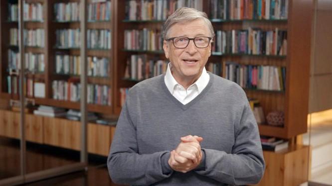 Bill Gates, tỉ phú giàu nhất thế giới trong suốt hơn 2 thập kỉ vừa qua. (Ảnh: Getty)