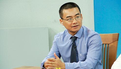 Ông Vũ Tú Thành (Phó Giám đốc Điều hành khu vực, Hội đồng Kinh tế Mỹ - ASEAN)