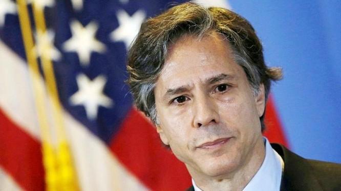 Ông Antony Blinken đã được đề cử làm Ngoại trưởng trong chính quyền của Tổng thống đắc cử Joe Biden (Ảnh: Reuters)