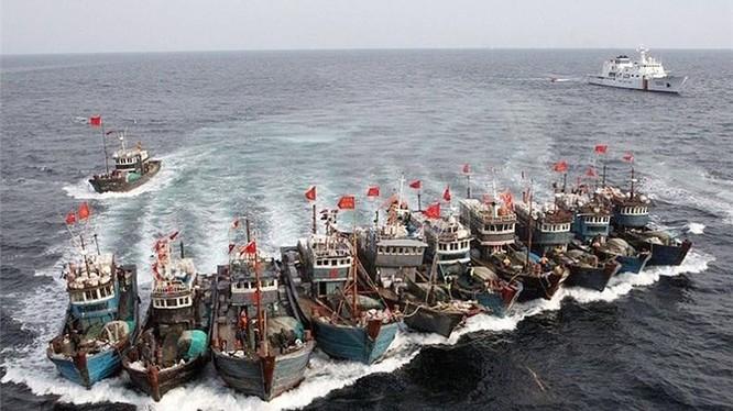 Một trong những lợi thế của lực lượng dân quân biển, là sự mơ hồ về danh phận. Ảnh: National Defense