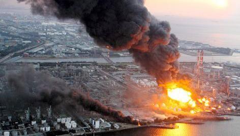 Vấn đề Fukushima của Nhật Bản rất được quan tâm vì Nhật Bản là nạn nhân của thảm họa hạt nhân tồi tệ thứ hai trong lịch sử. Ảnh: ClimateAction.