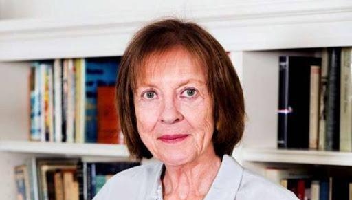 Nữ nhà báo, sử gia Francis FitzGerald, tác giả cuốn sách nổi tiếng đoạt giải Pulitzer về chiến tranh Việt Nam. Ảnh: NVCC