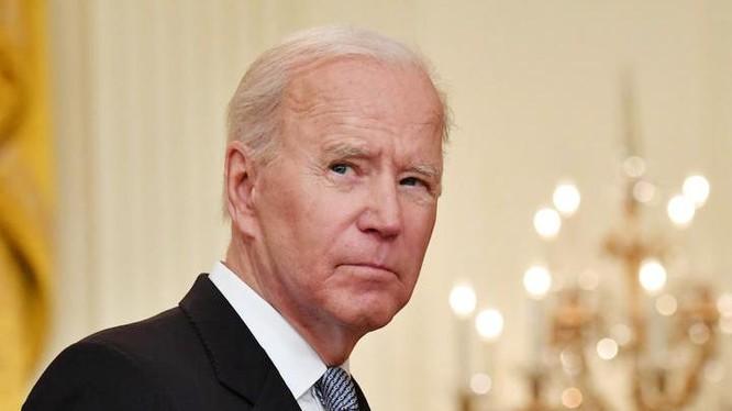 Ông Biden đang ở thế khó trong vấn đề Gaza. Ảnh: AP