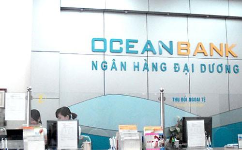 Oceanbank nhều khả năng sẽ bị sát nhập với ngân hàng khác