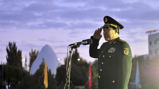 """Cựu phó Chủ tịch Quân ủy trung ương Từ Tài Hậu là một trong các tướng lĩnh bị """"trảm"""""""