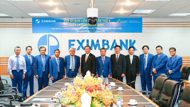 Eximbank luôn được biết đến là một định chế chuyên tài trợ xuất khẩu, có truyền thống kinh doanh ngoại hối.