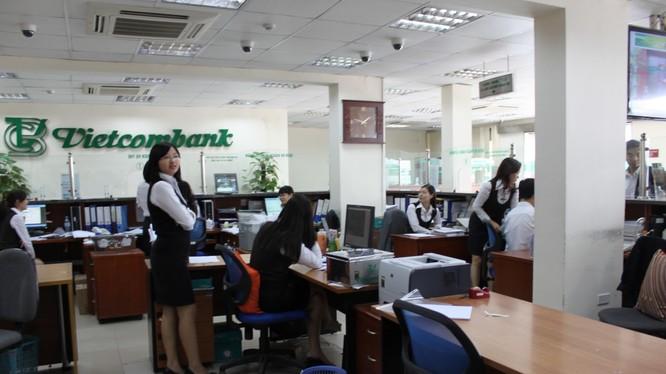 Thị trường đang xôn xao về thương vụ sáp nhập có thể xảy ra giữa Vietcombank và Saigonbank.