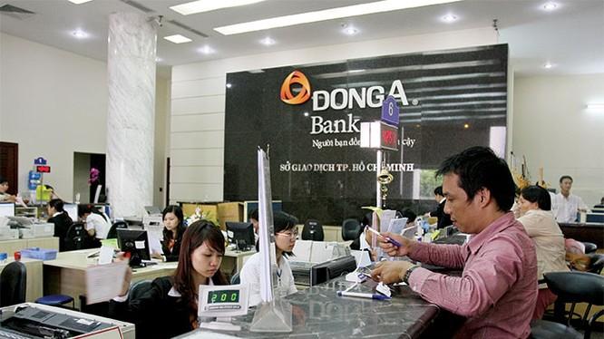 Đến cuối năm 2014, nợ xấu của DongA Bank tăng gấp đôi so với quy định của ngành