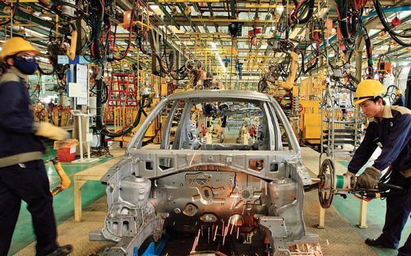 Chiến lược phát triển ô tô của Việt Nam trước đây đã gần như phá sản