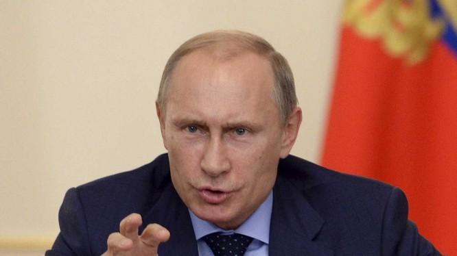 Uy tín của ông Putin ở Nga đang lên rất cao ở Nga