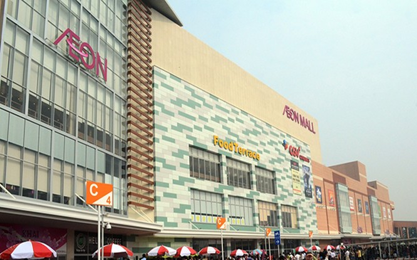 Aeon đang nuôi tham vong lớn chinh phục thị trường bán lẻ Việt Nam