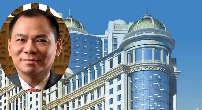 Ông Phạm Nhật Vượng từng lọt vào danh sách của Forbes