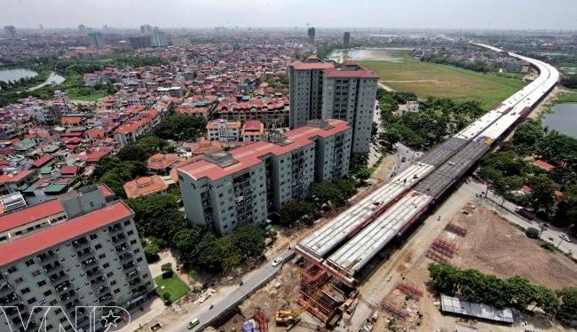 Dự án giao thông đô thị Hà Nội có rất nhiều vấn đề