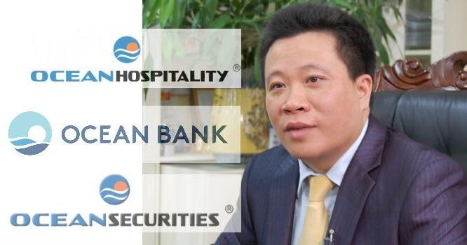 Hà Văn Thắm đã bị bắt khiến số phận Oceanbank mông lung