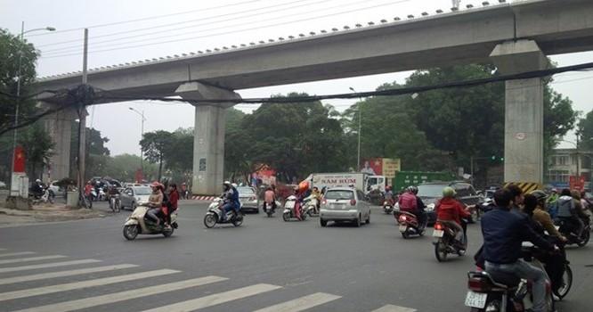 Lượng người tham gia giao thông tại các thành phố đã giảm.