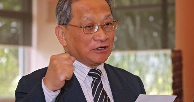 TS. Lê Đăng Doanh, nguyên Viện trưởng Viện quản lý kinh tế Trung ương.