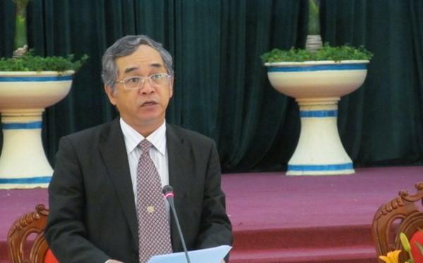 Ông Nguyễn Văn Hùng, Chủ tịch UBND tỉnh Kon Tum được bầu làm Bí thư Tỉnh ủy Kon Tum. (Nguồn: lamdong.gov.vn)