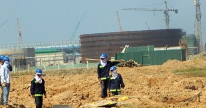 Dự án Formosa chuẩn bị đi vào hoạt động.