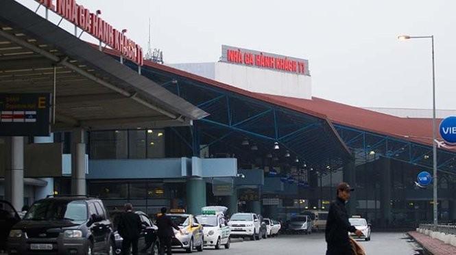 Nhà ga T1 cảng hàng không quốc tế Nội Bài