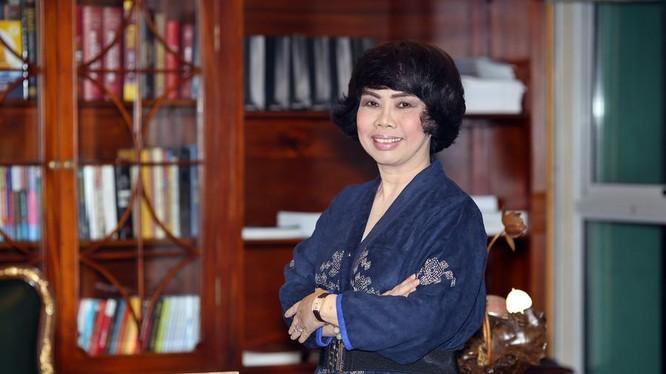 Doanh nhân Thái Hương hạnh phúc vì con đường mình chọn là mang lại sức khỏe cho cả một thế hệ, cho cộng đồng