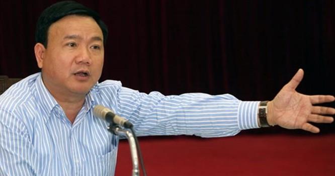 Bộ trưởng Giao thông vận tải Đinh La Thăng