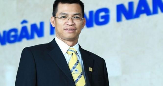 Ông Trần Ngọc Tâm - nguyên Phó tổng giám đốc NamABank.