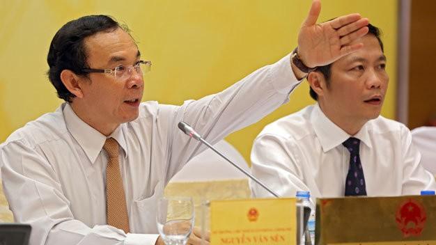 Bộ trưởng, Chủ nhiệm Văn phòng Chính phủ Nguyễn Văn Nên khẳng định Chính phủ thấy đề nghị của đa số công nhân là chính đáng