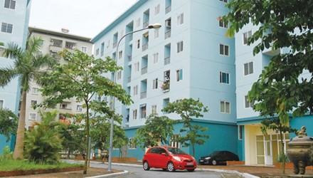 Việc tăng diện tích NƠXH lên 90m2/căn sẽ khiến người nghèo đô thị mất cơ hội mua nhà. Trong ảnh: Nhà ở xã hội Việt Hưng - Long Biên, Hà Nội. Ảnh: Như Ý.