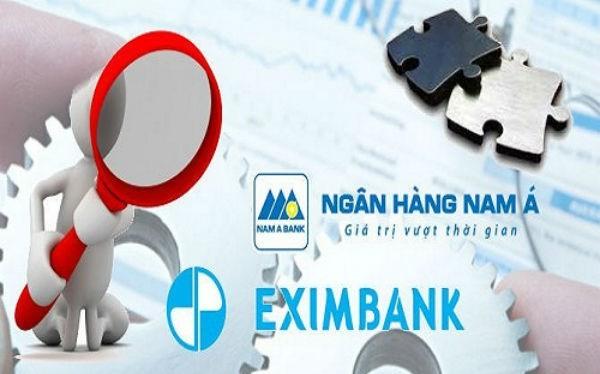 hương vụ sáp nhập giữa Nam A Bank và Eximbank sẽ rõ ràng sau kỳ họp đại hội cổ đông của 2 ngân hàng vào trung tuần tháng 4 này.