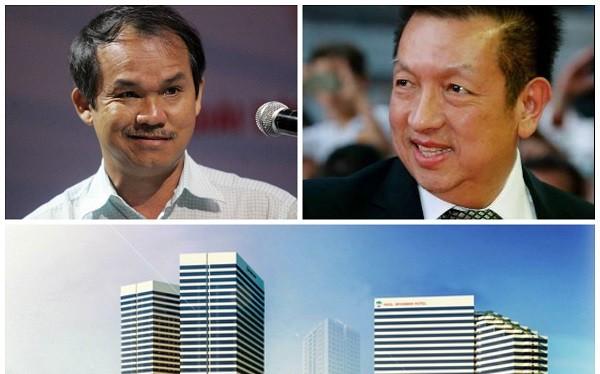Hoàng Anh Gia Lai đã không chấp nhận đề nghị để Rovvsley đầu tư trực tiếp vào Hoang Anh Myanmar