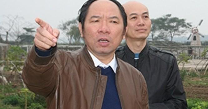 Ông Phan Minh Nguyệt.