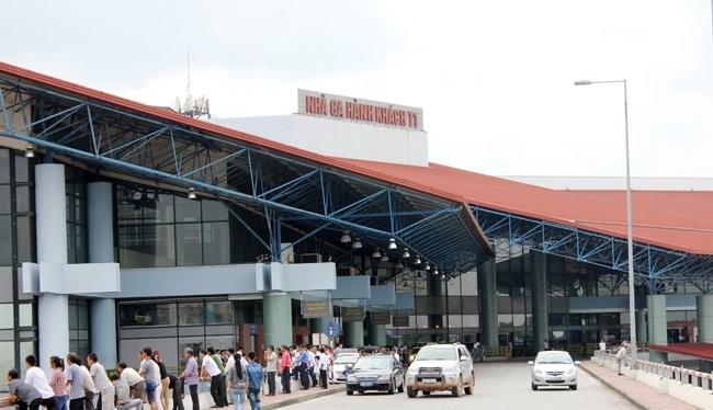 Nhà ga T1 sân bay Nội Bài