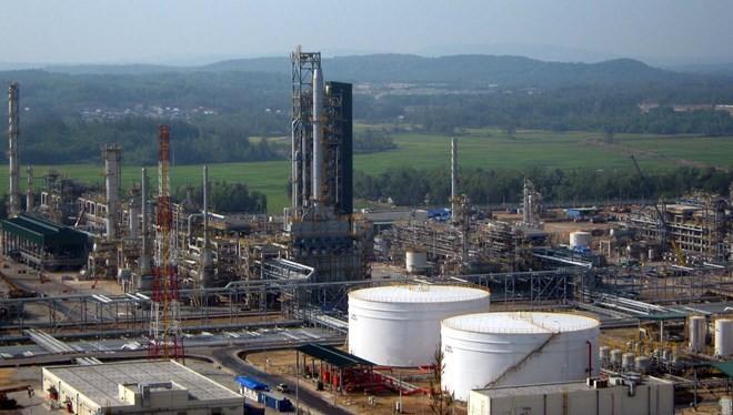 Nhà máy Lọc hóa dầu Dung Quất không thể đóng cửa