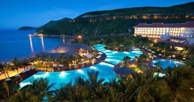Một resort tại Phú Quốc.