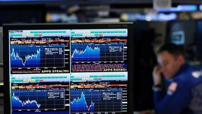 Trạm dữ liệu của Bloomberg bị ngừng hoạt động trong vài tiếng đồng hồ, làm ảnh hưởng đến hoạt động tài chính từ London cho đến Hong Kong. Ảnh. Reuters.