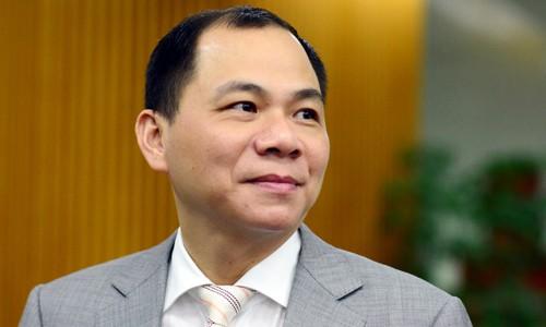 """Người giàu nhất sàn chứng khoán Việt Nam khẳng định có """"thừa đủ"""" nguồn lực để triển khai các dự án mới."""