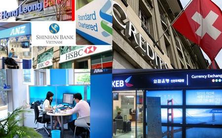 Các ngân hàng nước ngoài của những tỷ phú tài phiệt nổi tiếng lại tập trung tấn công thị trường Việt Nam.