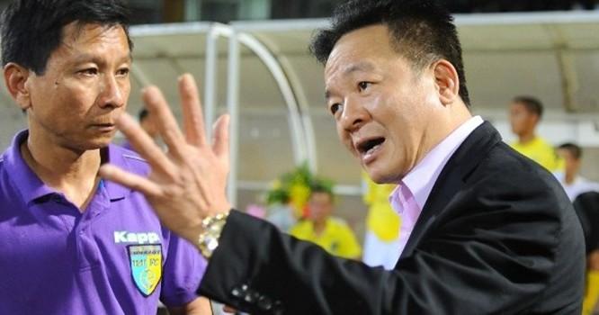 Bầu Hiển kiến nghị Bộ GTVT xin được đầu tư Ga Hà Nội.