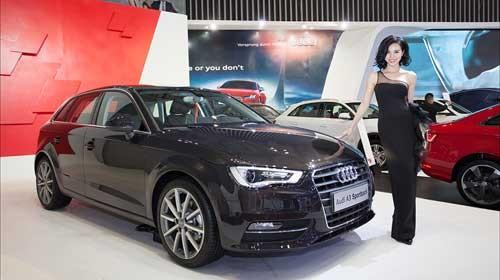 Ôtô ngoại sắp tăng giá vì thuế?