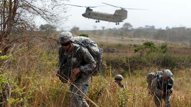 Quân đội Mỹ và Philippines vừa tập trận lớn nhất trong vòng 15 năm qua